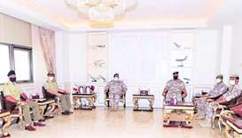 Chief of Staff meets Italian Deputy Chief of General Staff