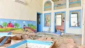 Unesco, EAA announce $10mn to restore damaged schools in Beirut
