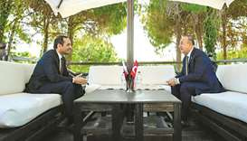 Qatar-Turkey strategic meeting to bolster ties