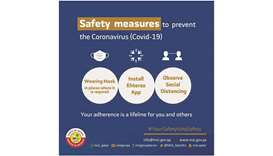 MoI reminds public to abide by Covid-19 preventive measures