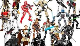 Star Wars toys discovered in bin bags net £400,000 for UK couple