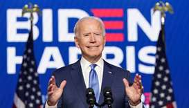 'We're going to win this race': Biden predicts victory as his lead over Trump grows
