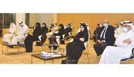 QU ceremony marks ISO accreditation of its units