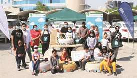 AAB holds upcycling event