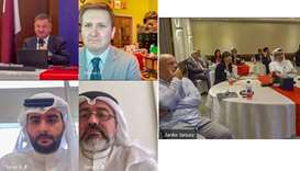 QBA participates in 'Qatar Poland Virtual Roundtables'