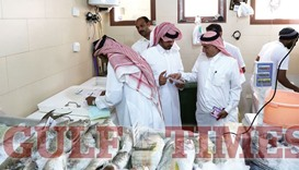 The Ministry of Economy and Commerce (MEC) has spotted 23 consumer violations at the fish markets at
