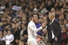 New coach Zidane wants more of the same from in-form Bale