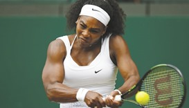 Williams says she'll be ready for Oz Open