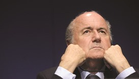 Blatter says he wants FIFA to reconsider his case