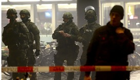 Germany- fear of attack