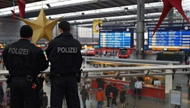 Syrian, Iraqi militants said to have planned attack in Munich