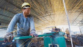 China manufacturing activity contracts for a fifth month