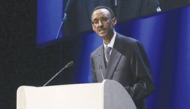 Kagame: You (Rwandans) clearly expressed your choices for the future of our country ... you requeste