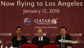Qatar Airways' new flight to add $600mn to Los Angeles economy: Mayor
