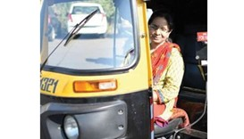 Mumbai gets women auto-rickshaw drivers