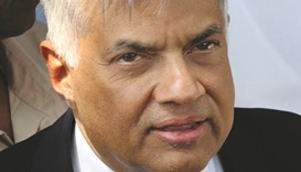 Lanka PM vows greater political power to Tamils