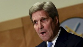 Kerry calls on Russia, Assad to 'restrain' from offensive strikes