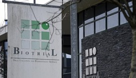 The Biotrial laboratory in Rennes