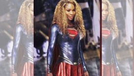 Serena stunned by 'Supergirl' reaction