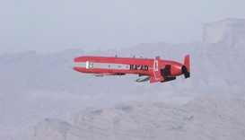 Pakistan test-launches homegrown cruise missile