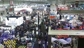 Motor show to feature top cars, exciting programmes