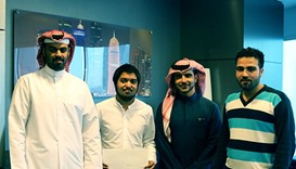 The Qatar Financial Centre (QFC) has awarded the top three winners of its Instagram photo competitio