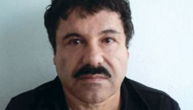 """Mexican drug lord Joaquin """"El Chapo"""" Guzman has had a rocky return to prison: He arrived depressed,"""