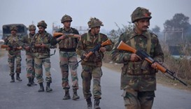 Indian army secures attack-hit air base near Pakistan border