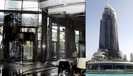 Dubai blaze raises questions over Gulf skyscraper design