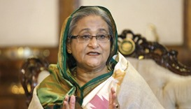 "Sheikh Hasina: ""We have to take this step, why a person will live on footpath ... they are also huma"