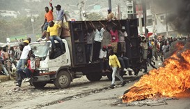 Haiti defers elections  as violence escalates