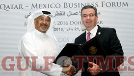 Qatar's first private bank Commercial Bank has signed a Memorandum of Understanding (MoU) with Banco