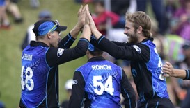 Nicholls leads New Zealand to victory over Pakistan