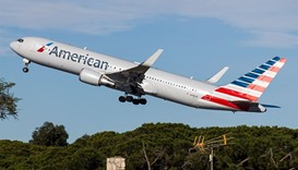 American Airlines' employee suspended after row with passengers