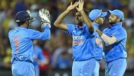 India down Australia in opening T20