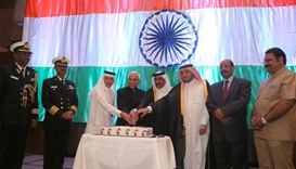 Indian Republic Day celebrations turns a memorable event