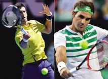 All eyes on Djokovic and Federer at Melbourne Park