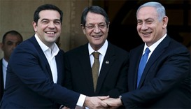 Israel, Greece and Cyprus to explore gas pipeline to Europe