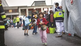 EU laws designed to deter refugees