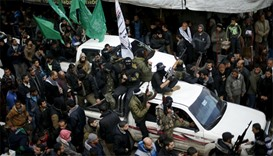 Hamas ready for fresh conflict with Israel: Gaza chief