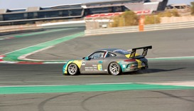 Qatar's Frijns qualifies 5th for GT3 opening race