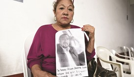 Mexico cops again linked to mass disappearance