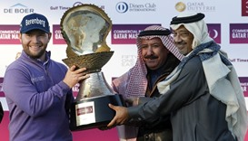 Amazing Grace wins again in Qatar Masters