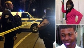White cop to sue estate of black teen he killed