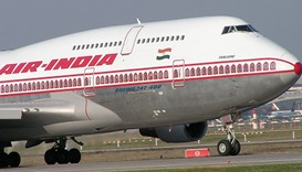 Air India asks to fly over Saudi on planned Israel route
