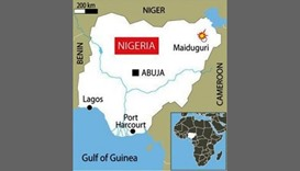 Suicide bomb attack kills 10 in Nigeria's Maiduguri