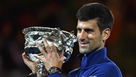 Djokovic thrashes Murray for sixth Australian Open title