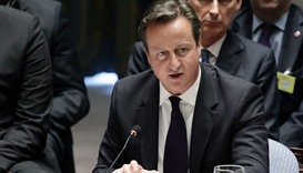 Cameron meets EU president for crunch Brexit talks