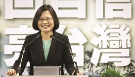 Taiwan's new balancer-in-chief