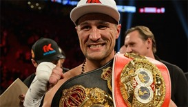 Russia's Kovalev destroys Pascal in rematch